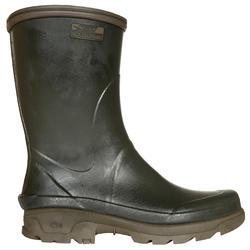 Stevige halfhoge laarzen Inverness 300 groen - 526017