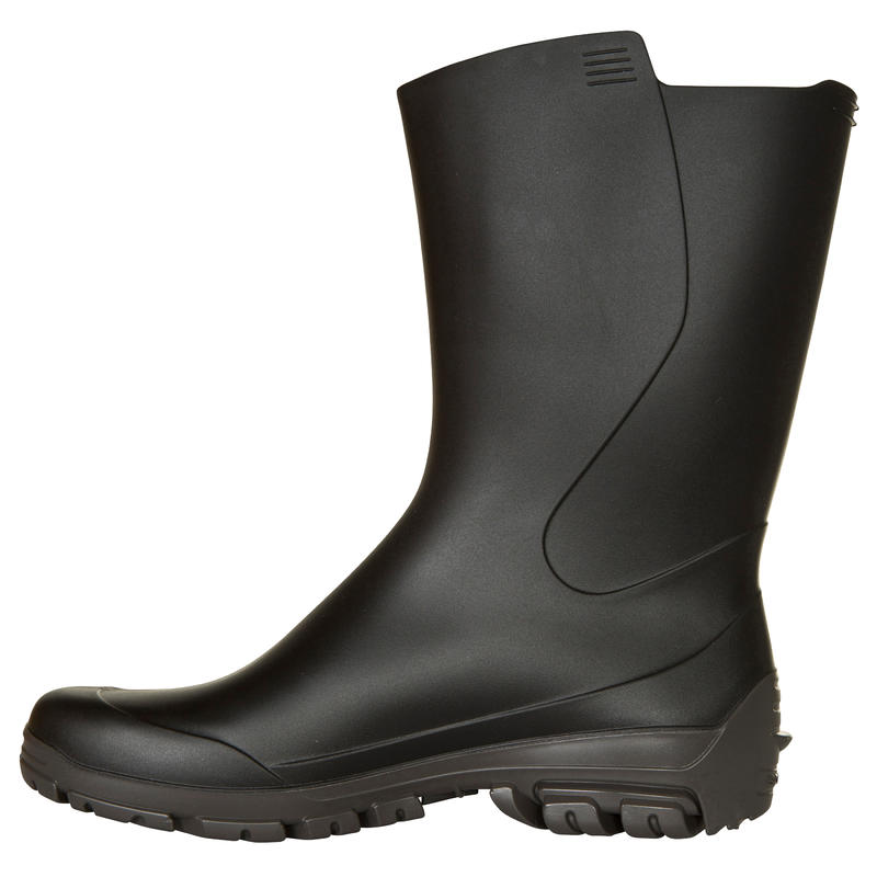 Inverness 100 Junior Ankle Boots - Black