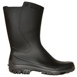 女款靴子INVERNESS 100-黑色