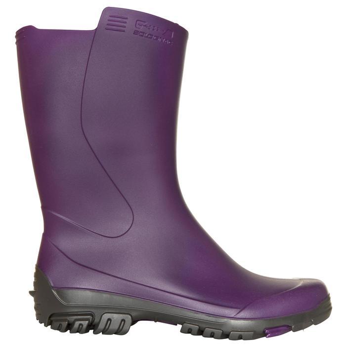 Gummistiefel Inverness 100 KINDER violett
