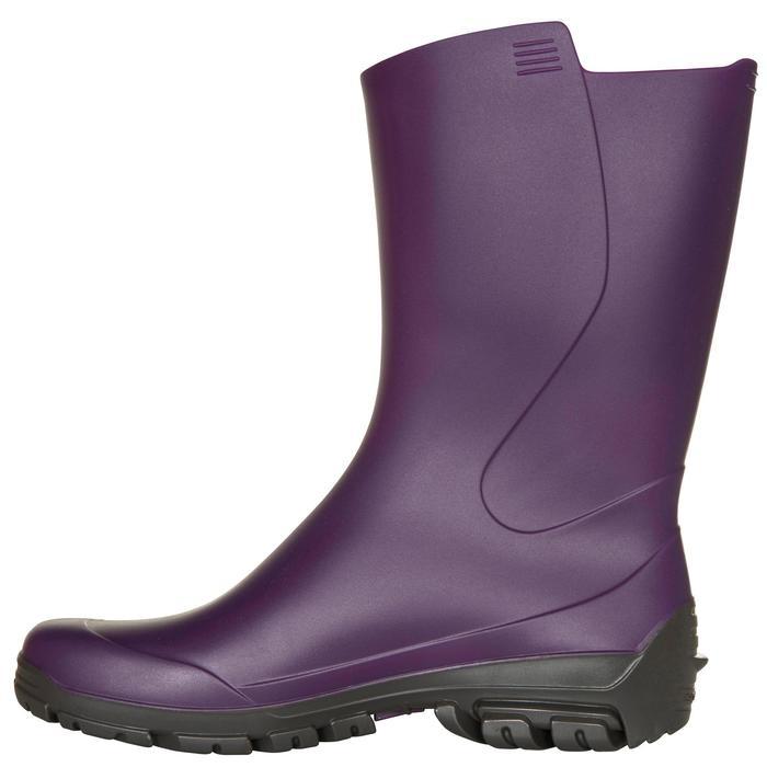 Gummistiefel Jagd Inverness 100 Kinder violett