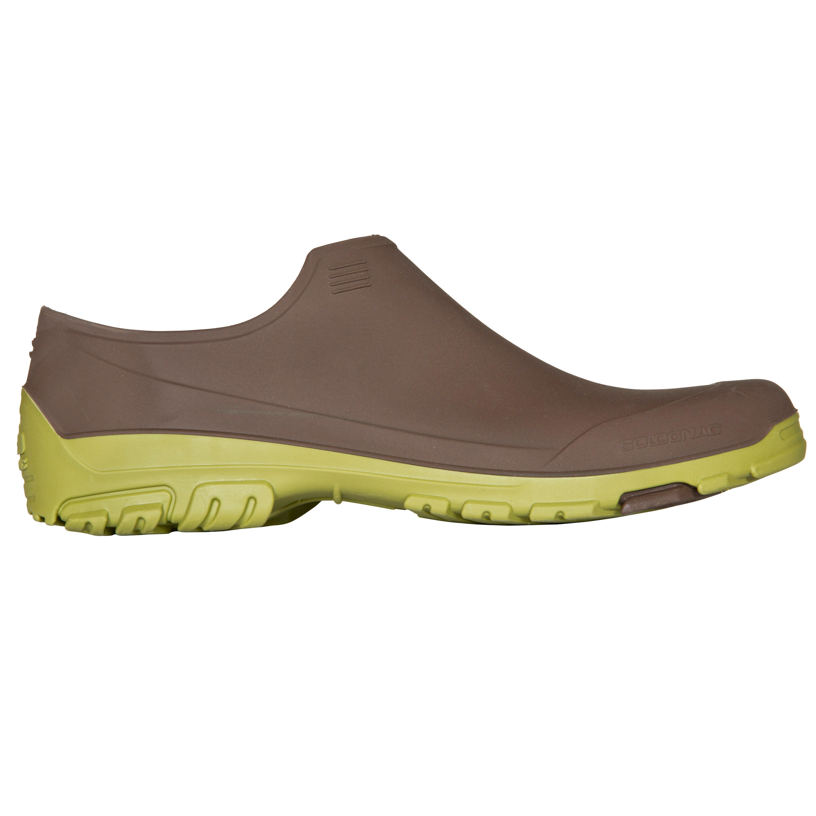 Men Inverness 100 Clogs - Brown