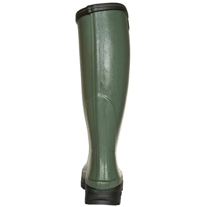 Botte chasse Sibir 300 vert - 526136