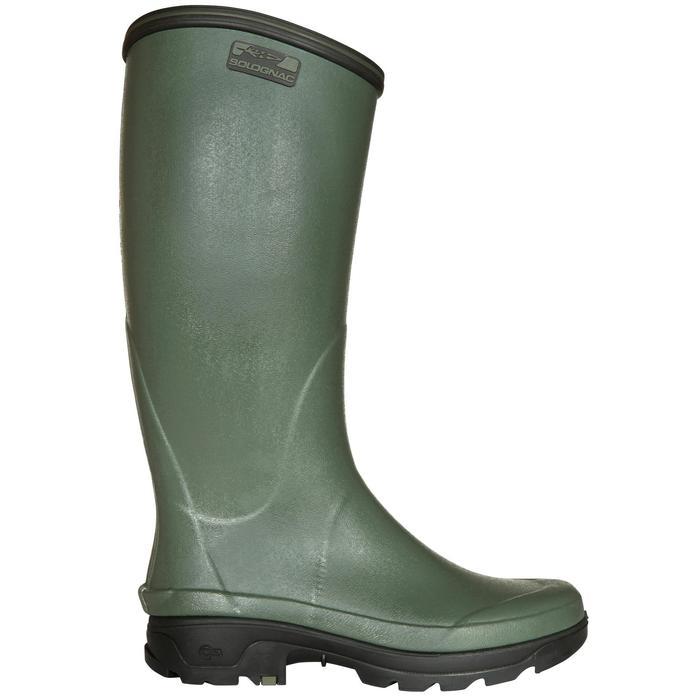 Botte chasse Sibir 300 vert - 526141