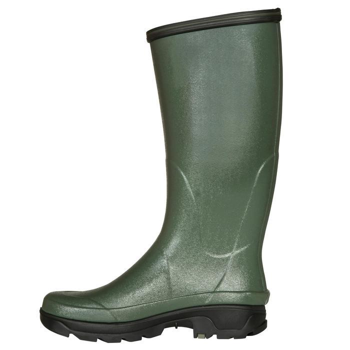 Botte chasse Sibir 300 vert - 526142