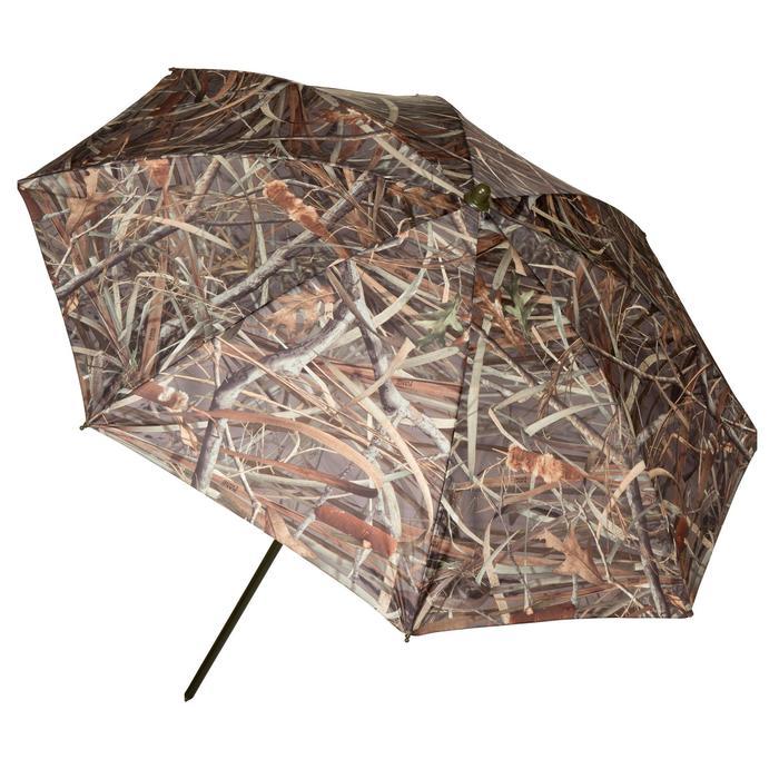 Parapluie chasse camouflage marais - 526150