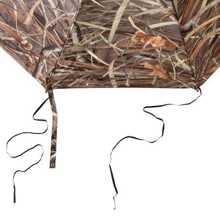 Parapluie chasse camouflage marais