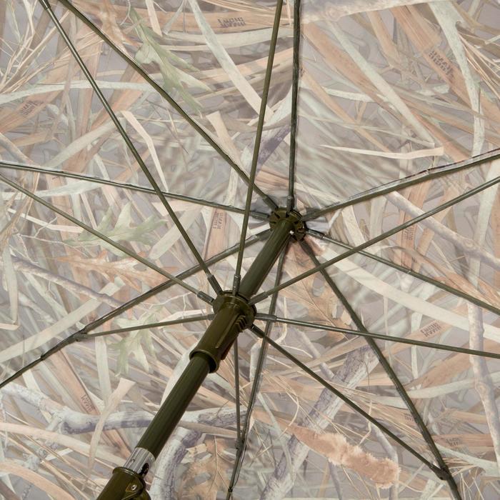 Parapluie chasse camouflage marais - 526152