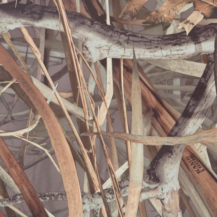 Paraguas Caza Solognac Kamo-R 162 Cm Diametro Camuflaje Marismas