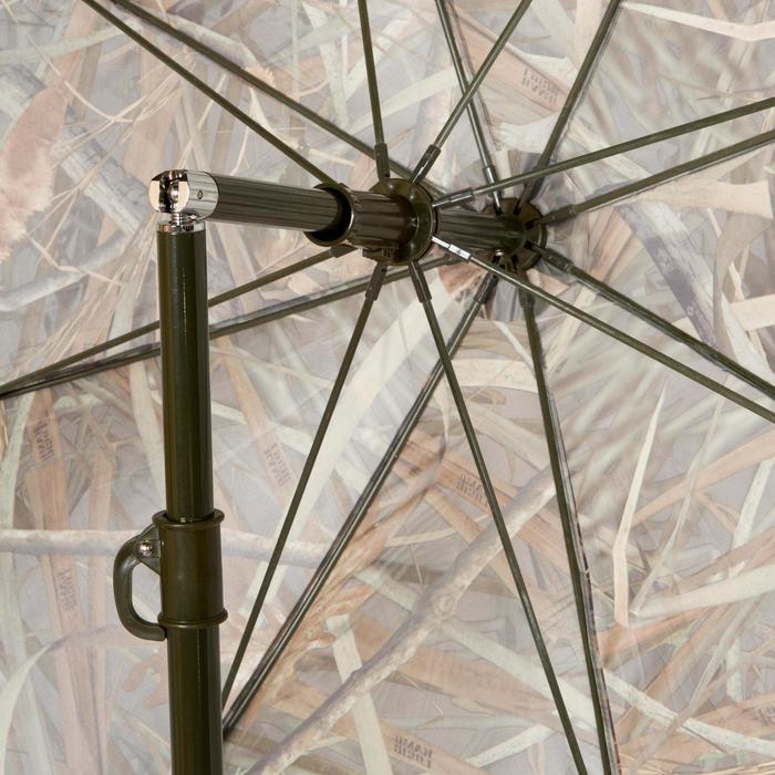 Parapluie chasse camouflage marais - 526154