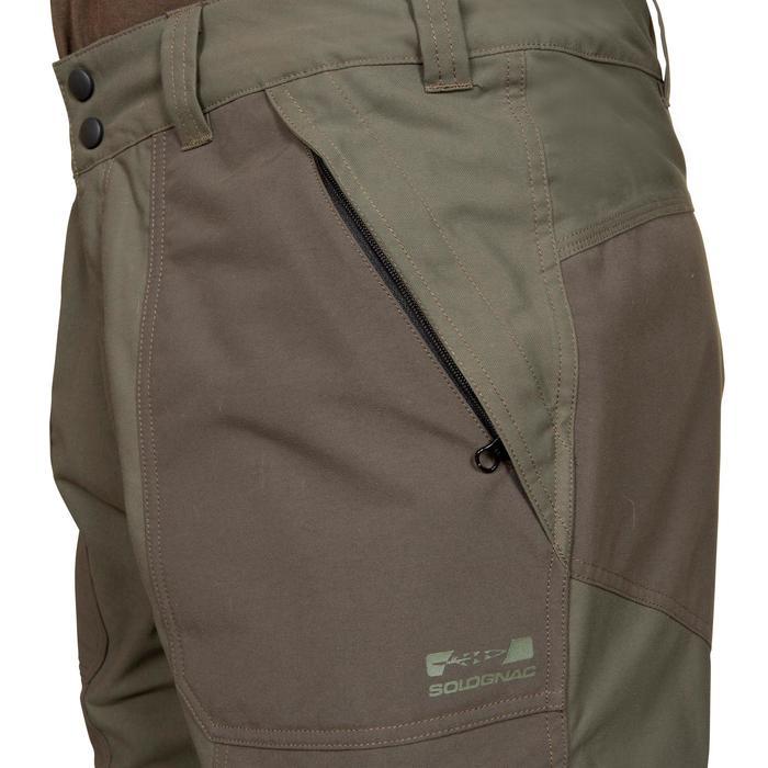 Pantalon chasse Inverness 500 imperméable vert - 526220