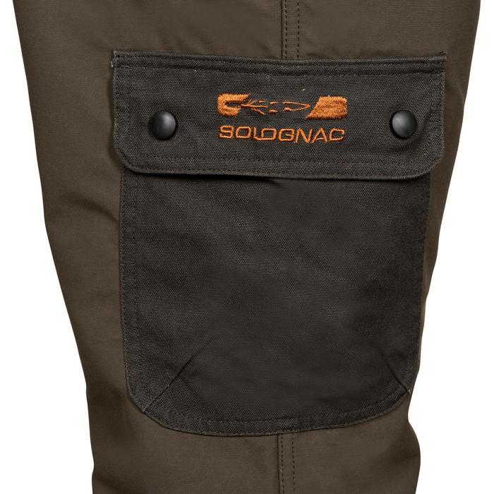 Pantalón Caza Solognac Inverness 300 Reforzado Antiespinas