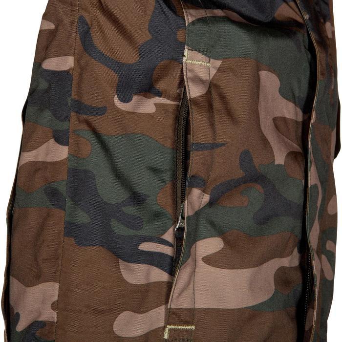 Veste chasse 100 junior camouflage vert - 526332