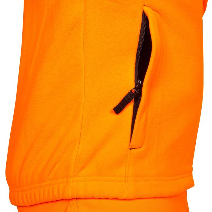Polaire chasse 300 fluo - 526400