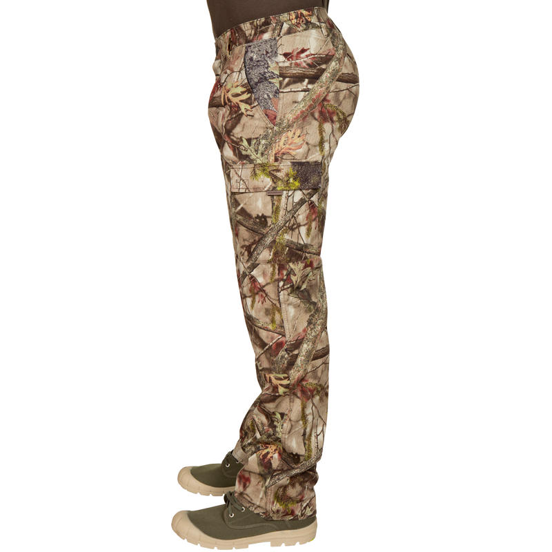 CAMO BROWN ACTIKAM 100 HUNTING TROUSERS