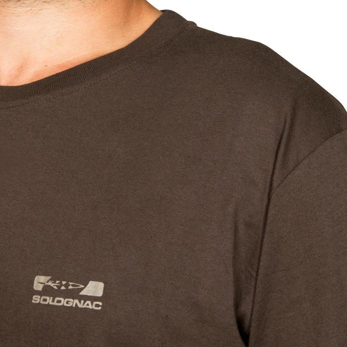 Tee shirt steppe 100  manches courtes - 526440