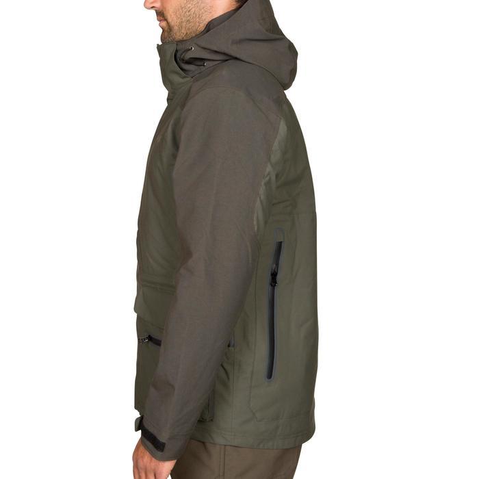 Veste chasse Inverness 500 imperméable vert - 526501
