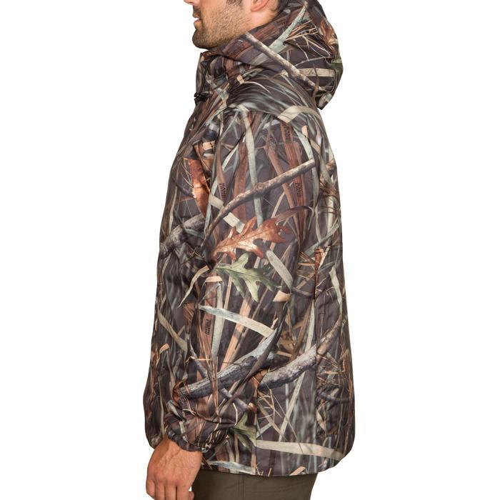 Veste chasse SIBIR 100 camouflage marais