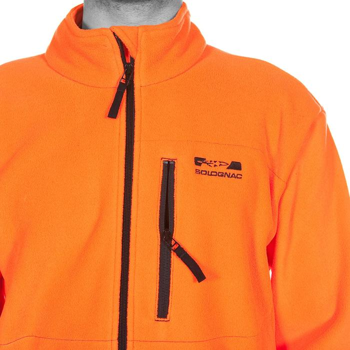 Polaire chasse 300 fluo - 526560