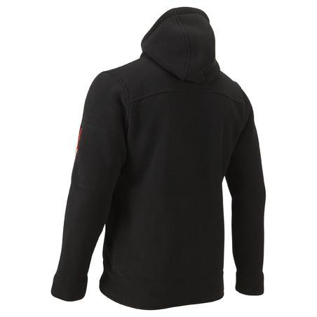 SH100 Men's ultra-warm snow hiking fleece jacket