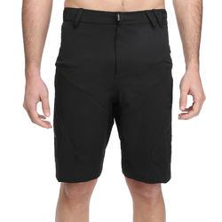 登山車短褲ST 900 - 黑色