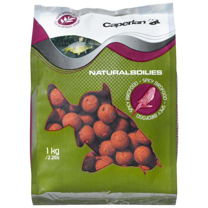 Natural Boilies 20mm 1kg