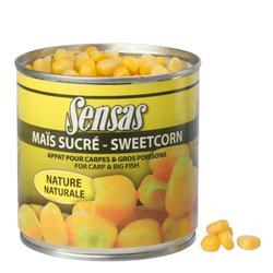 Zoete maïs in blik voor karpervissen 285 g
