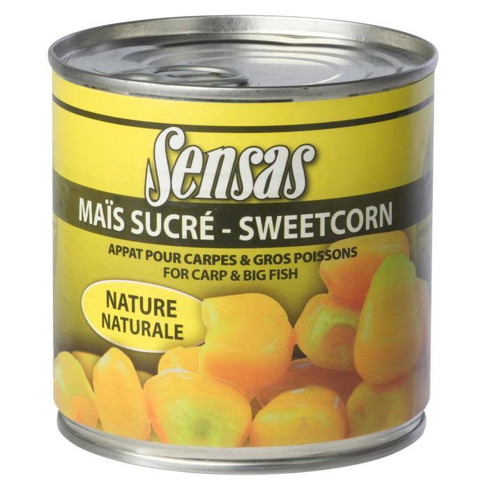 Natuurlijke maïs voor karpervissen 285 g - 528497