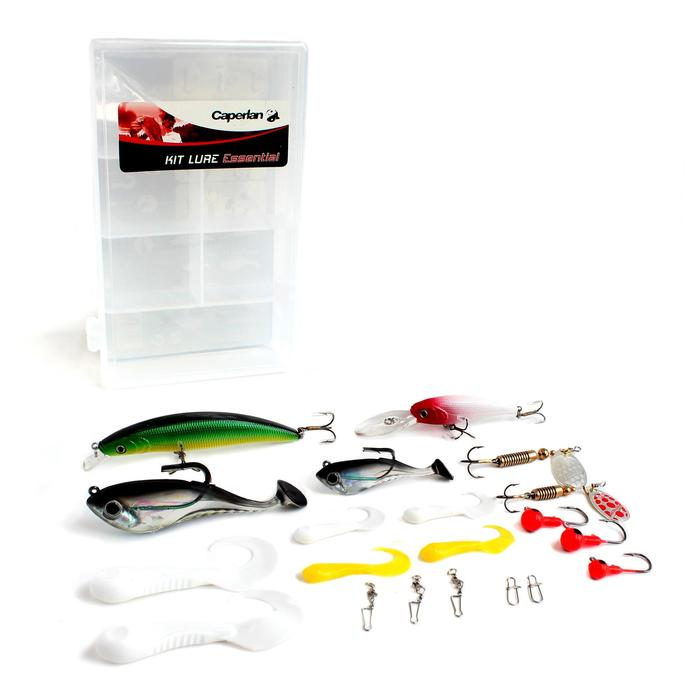 Essential Lure Kit lure fishing accessories - 529790