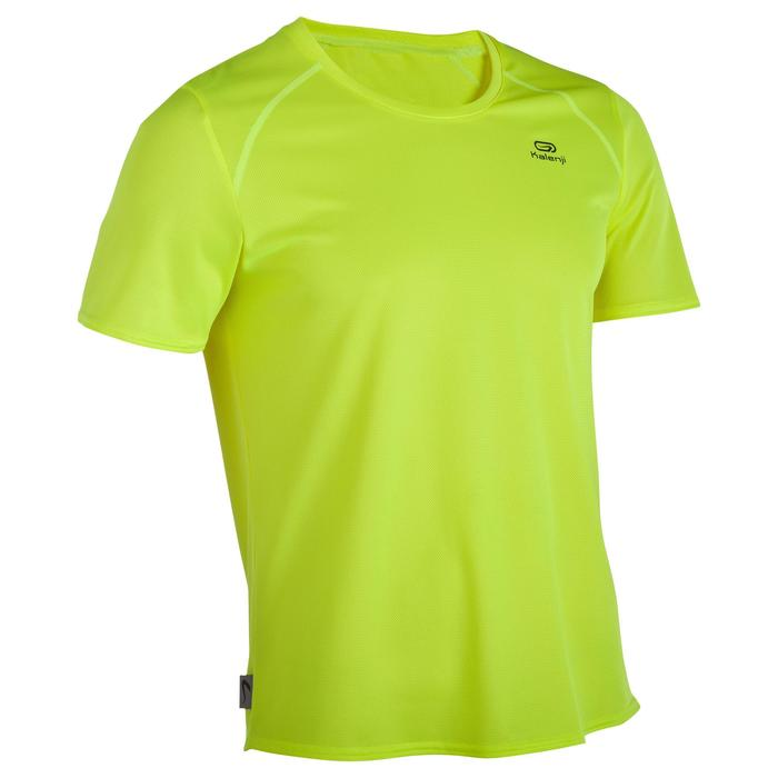 Tee shirt jogging jaune homme - 5303