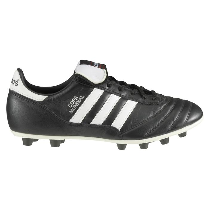 Chaussure football adulte Copa Mundial FG noire blanche - 531763