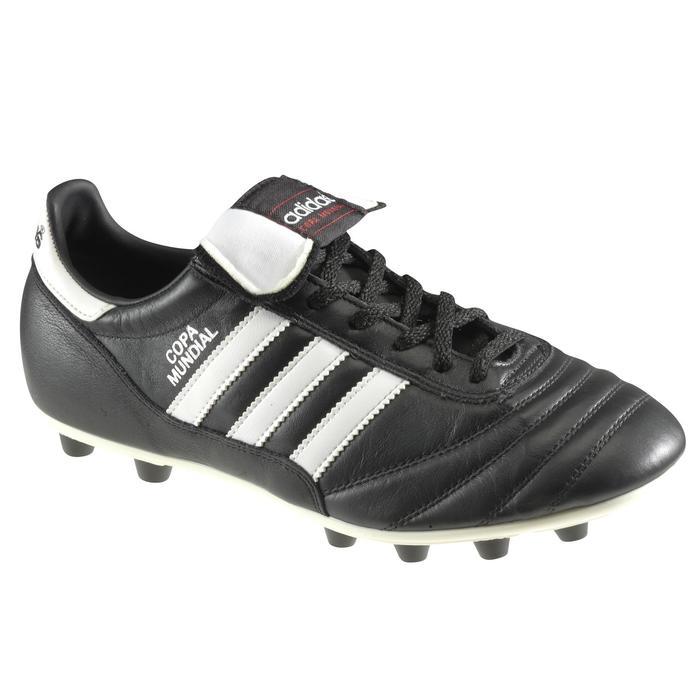 premium selection b5f1a c680b Botas de fútbol adulto Copa Mundial FG blanco negro
