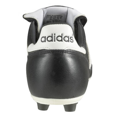 Chaussure football adulte Copa Mundial FG noire blanche