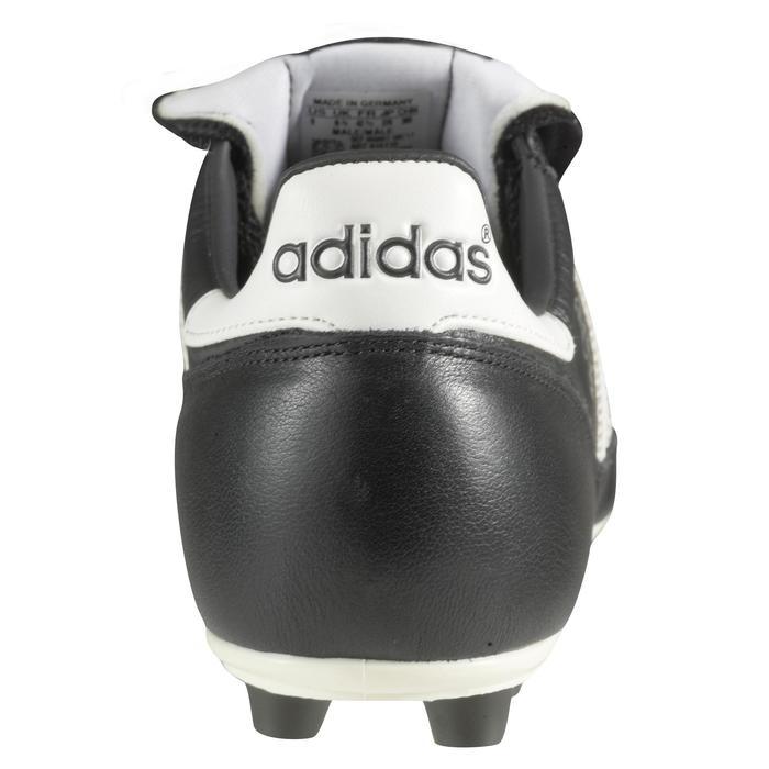 Botas de fútbol adulto Copa Mundial FG blanco negro Adidas  e7b8dfe9be0b9