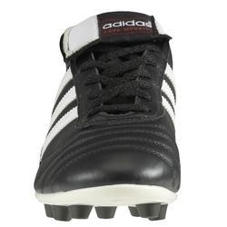 Botas de Fútbol adulto Adidas Copa Mundial FG negro y blanco