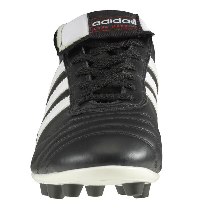 Chaussure football adulte Copa Mundial FG noire blanche - 531766