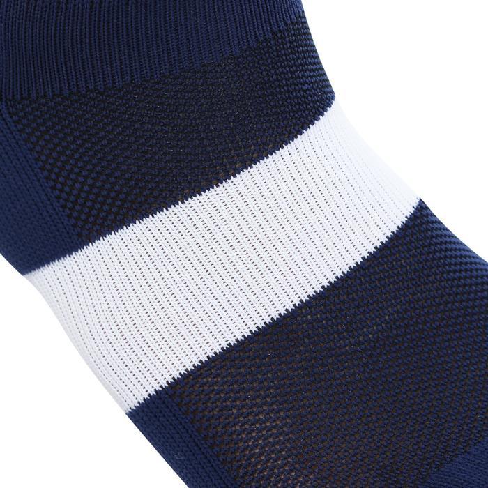 Chaussettes de football adulte F500 blanche - 53266