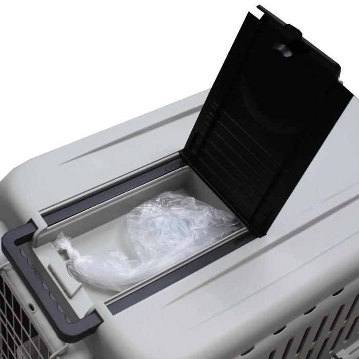 Transportbench voor honden maat XL - 532718
