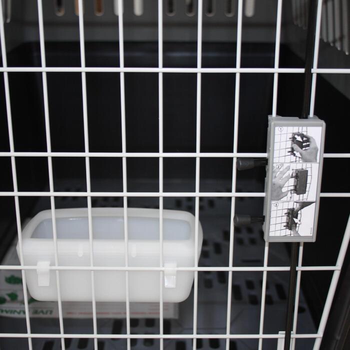 Transportbench voor honden maat XL - 532721