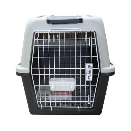 caisse de transport pour chien taille m | solognac