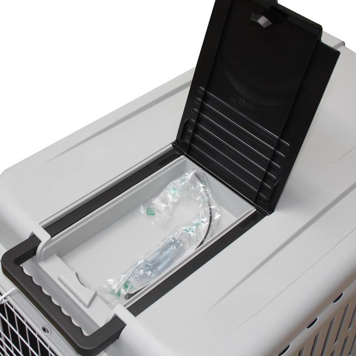 Caisse transport pour chien taille XL - 532729