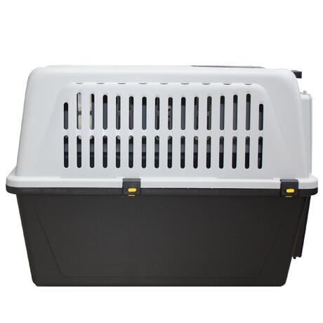 caisse de transport pour chien taille xl solognac. Black Bedroom Furniture Sets. Home Design Ideas