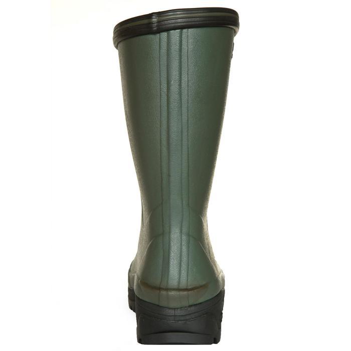 Botas Sibir 300 verde cálidas caucho