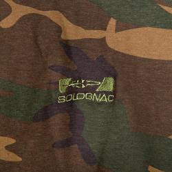 Kinder T-shirt Steppe 100 camouflage Island - 532754
