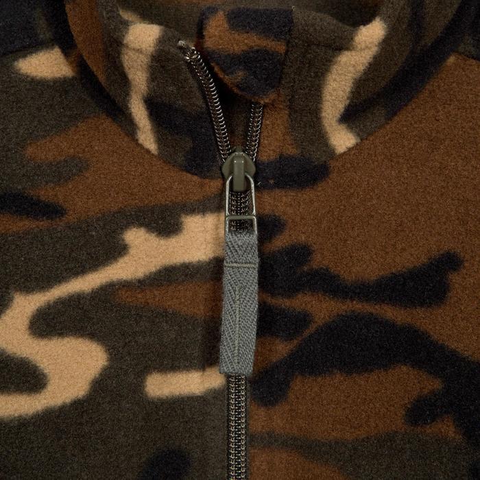 Polaire chasse junior verte - 532795