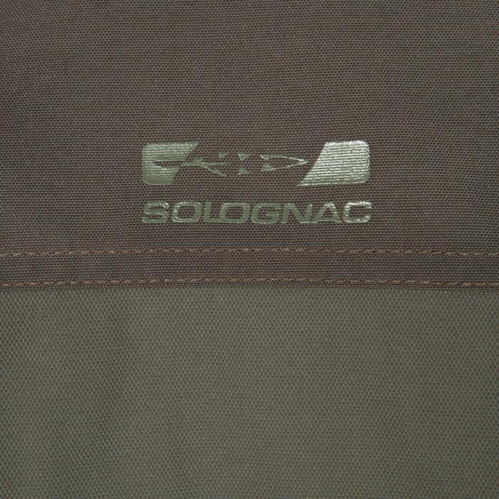 Veste chasse Inverness 500 imperméable vert - 532809