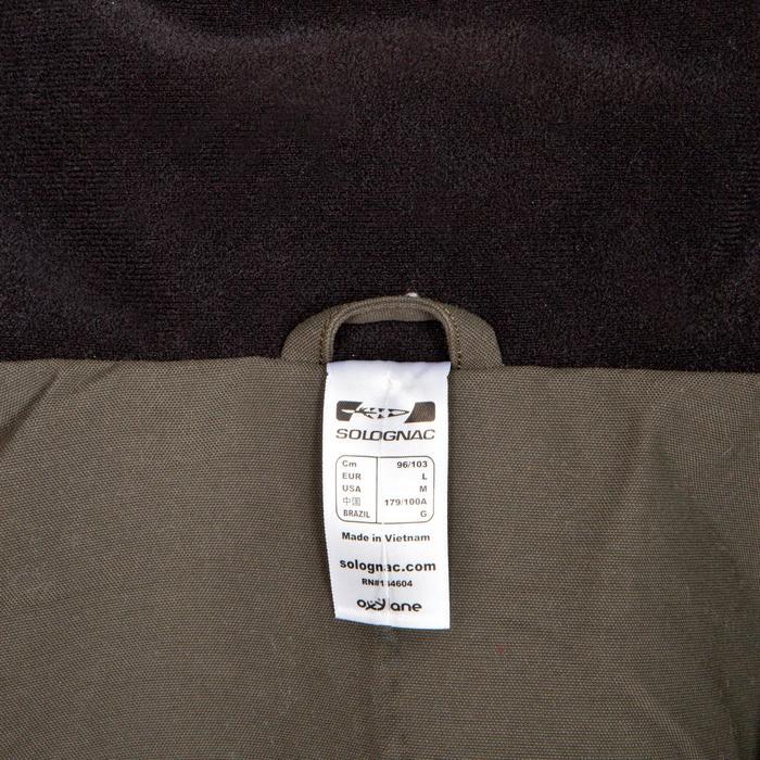 Veste chasse Inverness 500 imperméable vert - 532811
