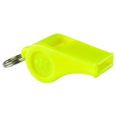 Пластиковий свисток - Жовтий