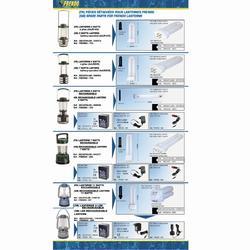 Batterij voor Frendo lamp 6 V