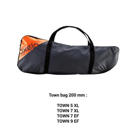 "Paspirtuko gabenimo krepšys ""Town"" (maks. 200 mm)"